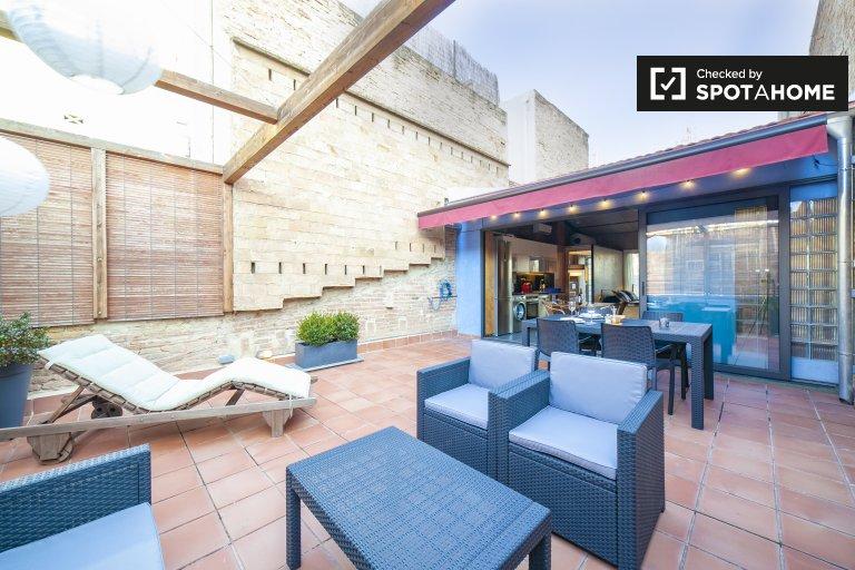 Monolocale in affitto a Sants, Barcellona