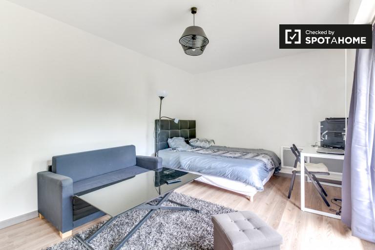 Studio apartment for rent in Issy-les-Moulineaux, Paris