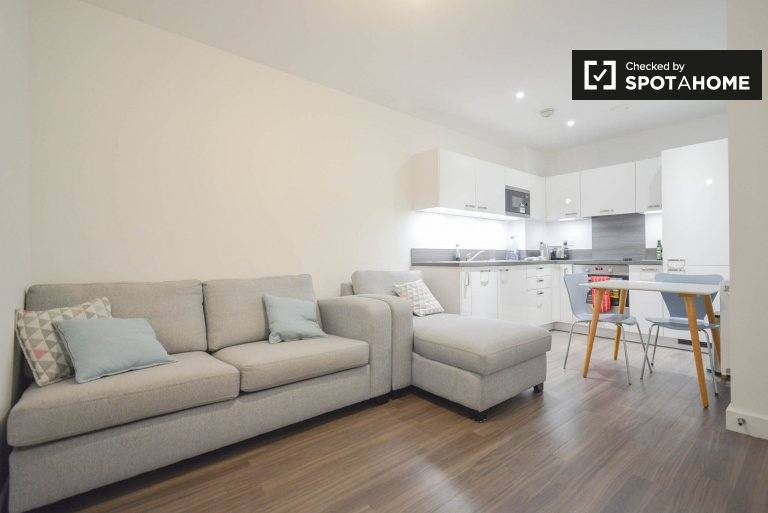 Sunny room  to rent in 2-bedroom apartment in Lewisham