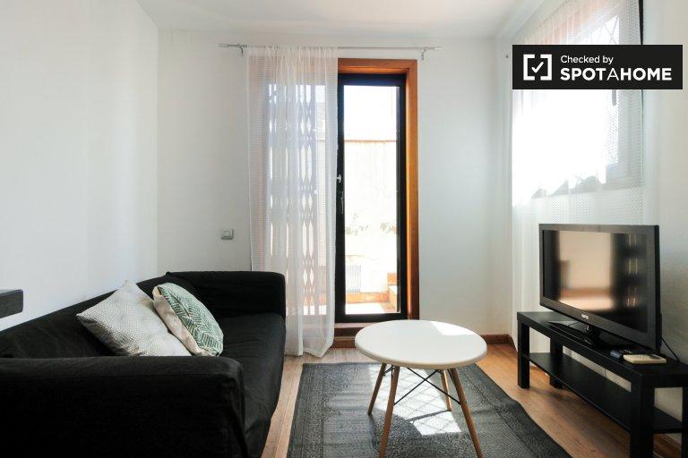 Classy 1-Zimmer-Wohnung zur Miete in El Born, Barcelona