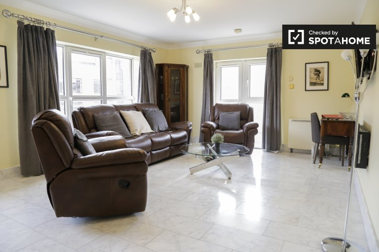 1-bedroom apartment for rent in Central Dublin