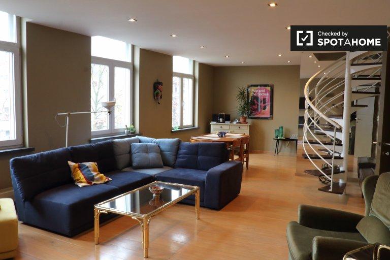 Stylowy 2-pokojowy apartament do wynajęcia w Centre, Bruksela