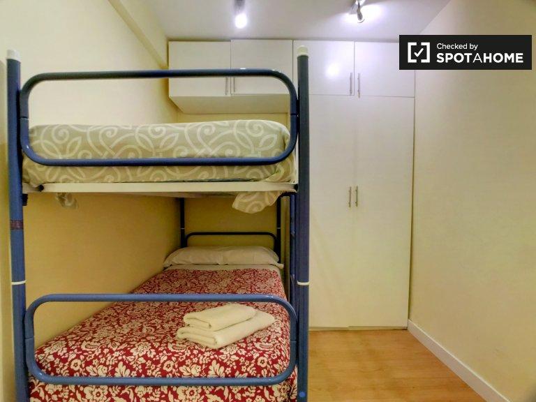 Bedroom 3 - bunk beds