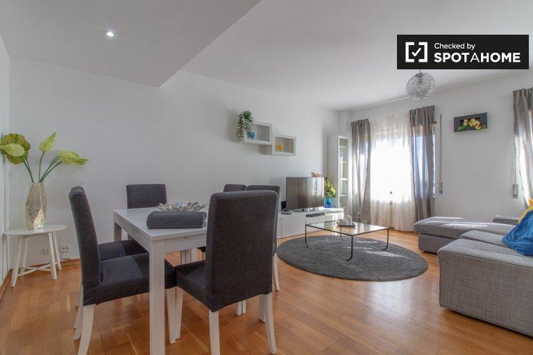 Apartamento de 3 dormitorios en alquiler en Parque das Nações, Lisboa