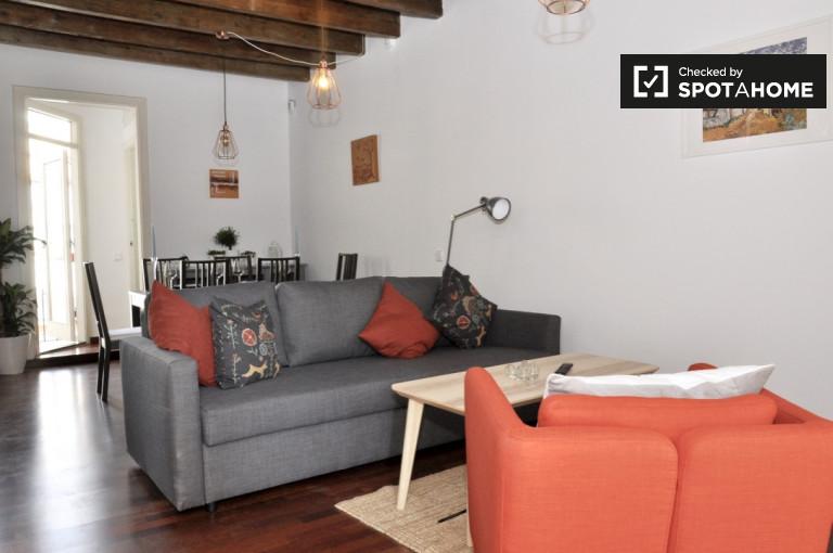 L Hospitalet'de kiralık 2 yatak odalı daire, Barselona