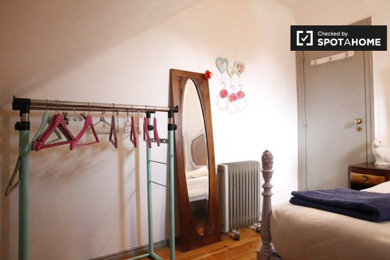 Bairro Alto, Lizbon'da kiralık şirin oda