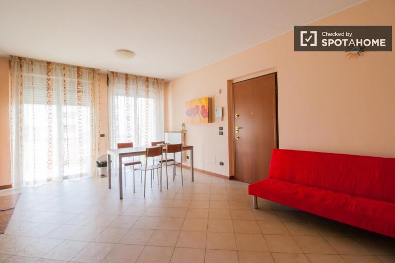 3-pokojowe mieszkanie z balkonem do wynajęcia - Rogoredo, Mediolan