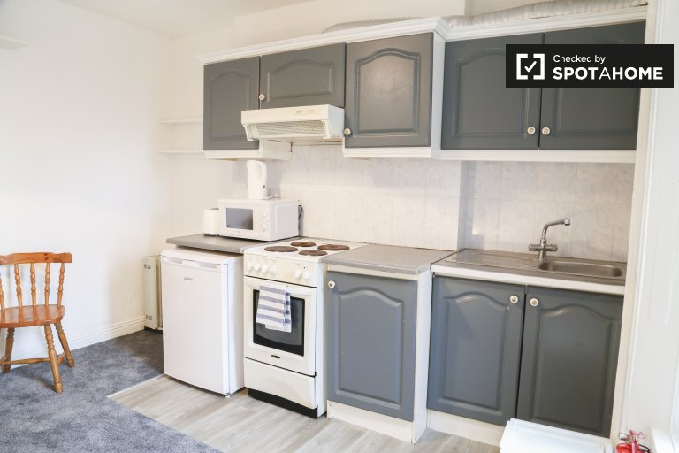 1-bedroom apartment for rent in Drumbonda, Dublin