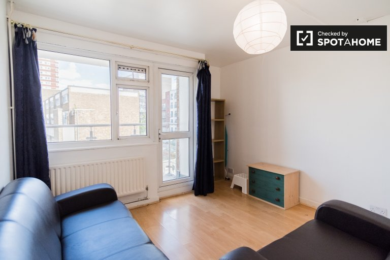 Furnished 5-bedroom apartment to rent in Tower Hamlet London