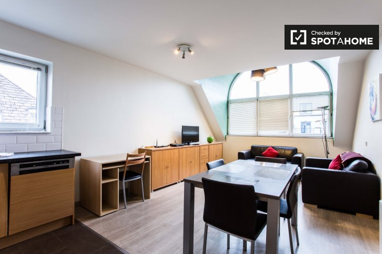 Bright 3-bedroom apartment for rent in Woluwe-Saint-Lambert