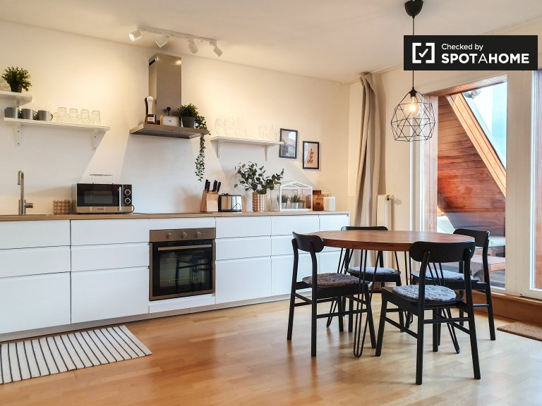 Apartamento chique com 2 quartos para alugar em Prenzlauer Berg