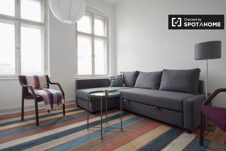Schicke 2-Zimmer-Wohnung zur Miete in Pankow, Berlin