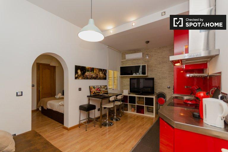 Estudio en alquiler en Lavapiés, Madrid
