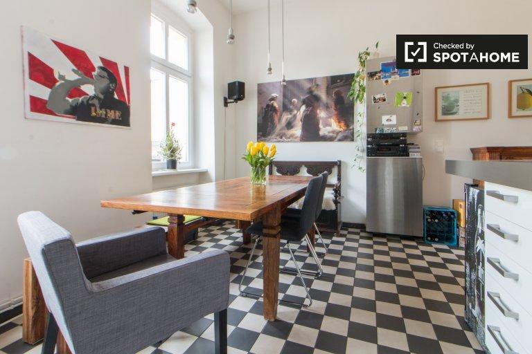 Köpenick, Berlin'de kiralık 3 odalı geniş daire