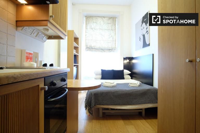 Studio appartement près du tube à louer à St. Pancras