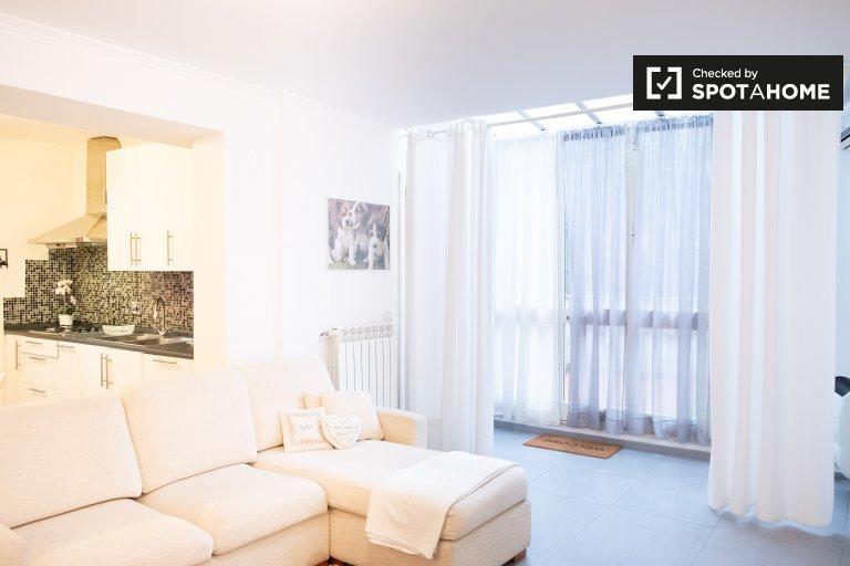 1-bedroom apartment for rent in Lazio, Rome