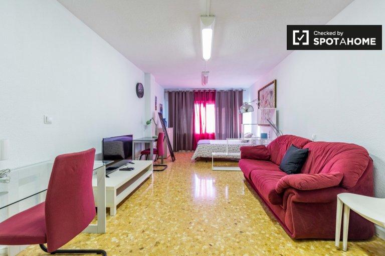 Studio élégant à louer à Ciutat Vella, Valence