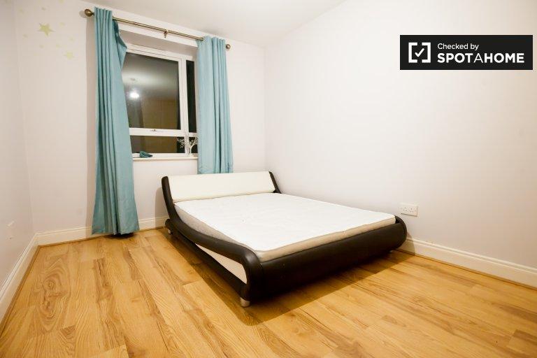 Confortável quarto para alugar, apartamento de 2 quartos em Glasnevin