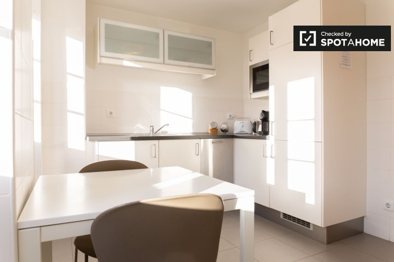 Accogliente appartamento con 1 camera da letto in affitto a Chiado, Lisbona