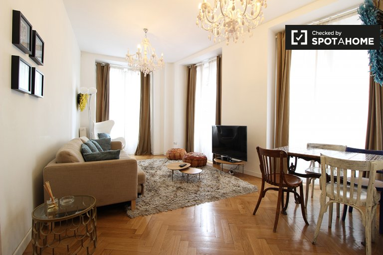 1-bedroom apartment for rent in La Latina, Madrid