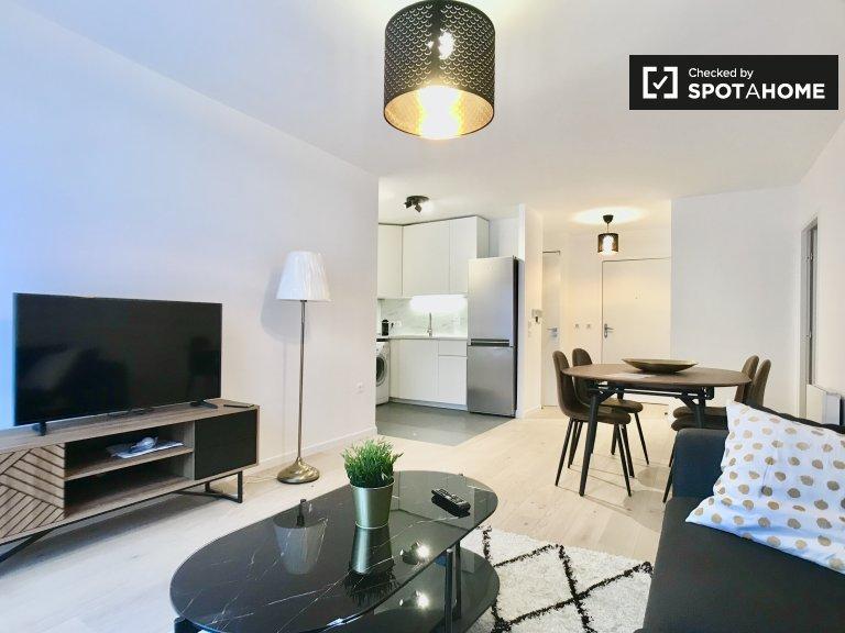 Apartamento de 2 quartos para alugar em Puteaux, Paris