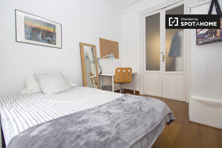 Balcony room - Double bed