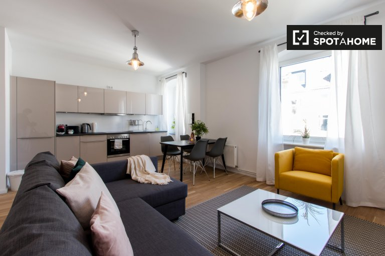 Apartment with 3 bedrooms for rent in Wedding, Berlin