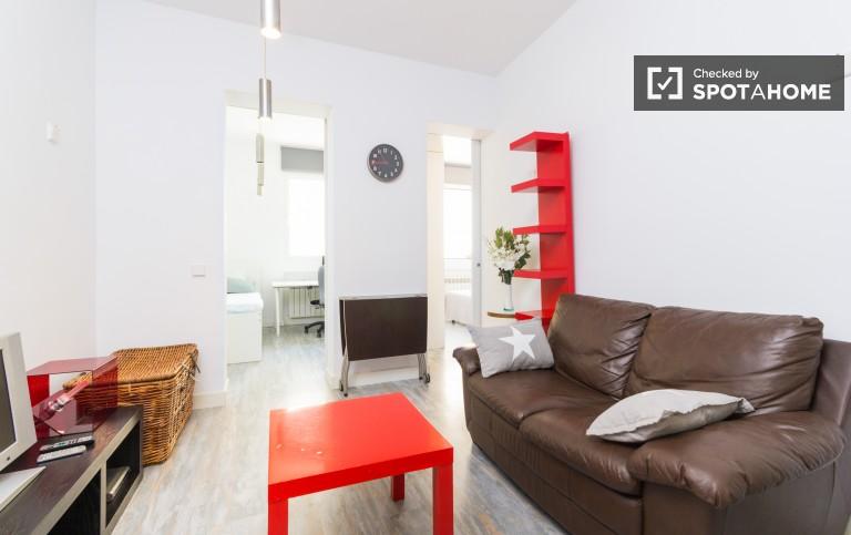 2-pokojowe mieszkanie do wynajęcia w Ciudad Universitaria, Madryt