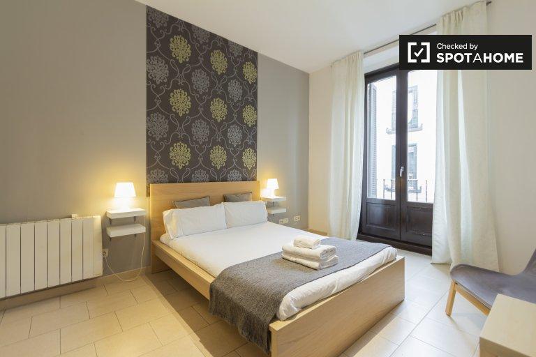 Apartamento en alquiler en Centro, Madrid