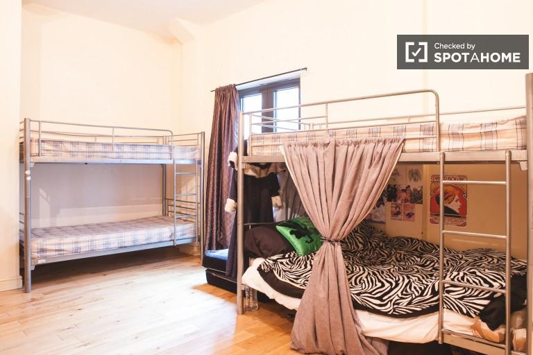Umeblowany pokój we wspólnym mieszkaniu w Bethnal Green, Londyn