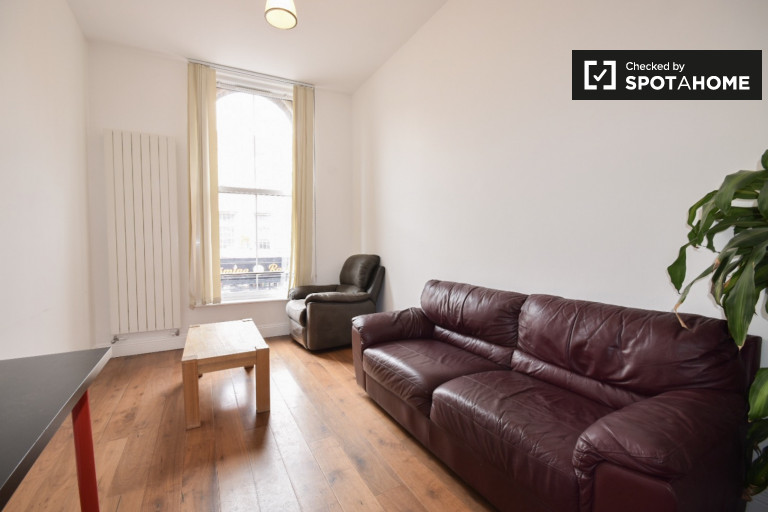 Stunning 2-bedroom apartment to rent near overground in Dalston