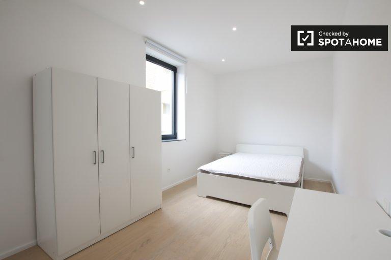 Zimmer zu vermieten in 3-Zimmer-Wohnung in Jette, Brüssel