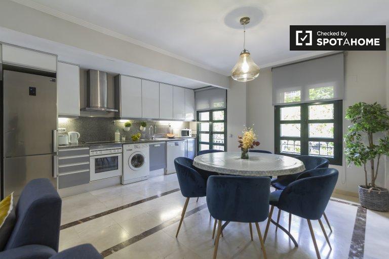 Apartamento de 2 quartos para alugar em Chamberí, Madrid