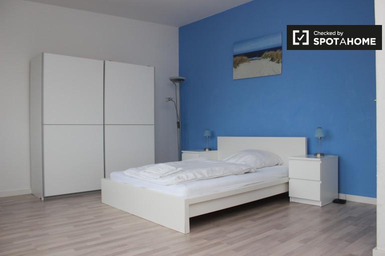 apartamento de 1 dormitorio con balcón en alquiler en Mitte, Berlín