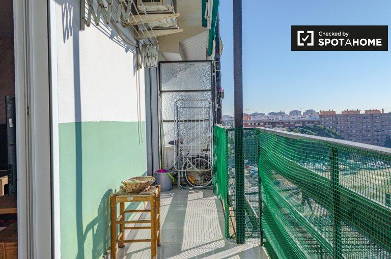 2-Zimmer-Wohnung zur Miete in Jesús, Valencia