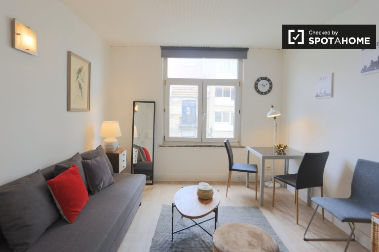Monolocale in affitto a Saint-Gilles, Bruxelles