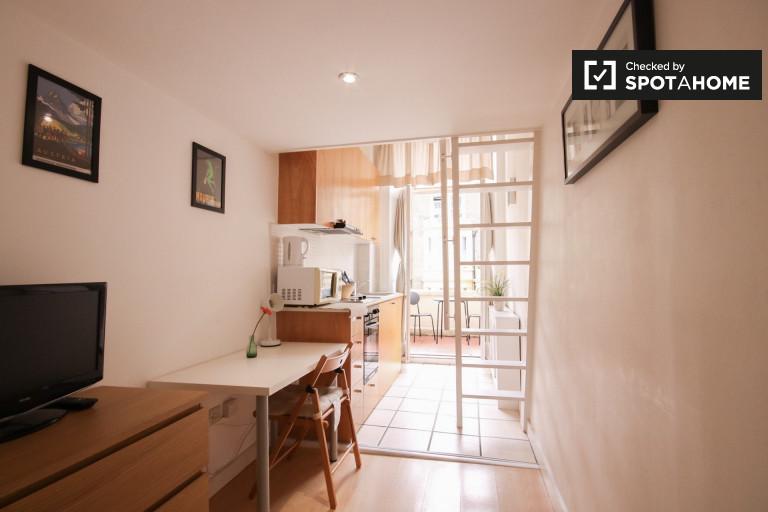 Ótimo estúdio para alugar em Kensington-Chelsea, Londres