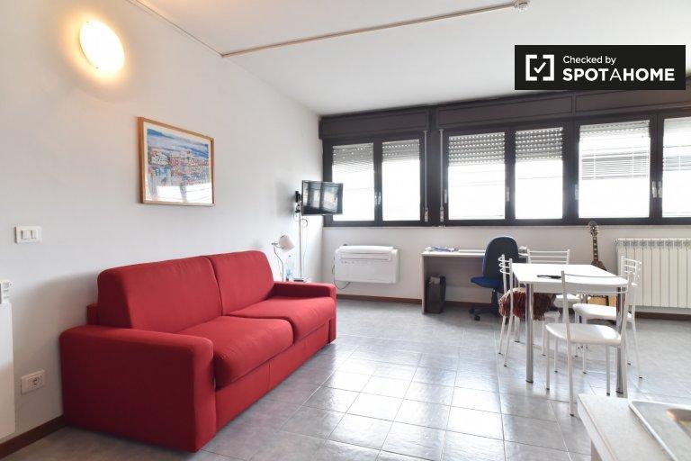 Studio-Wohnung zur Miete in Tor Vergata, Rom