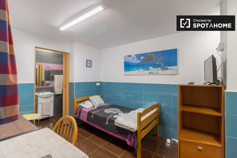 Studio à louer à L'Hospitalet de Llobregat