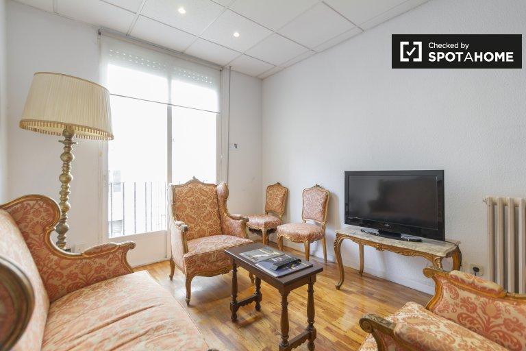 3-Zimmer-Wohnung zu vermieten in Salamanca, Madrid