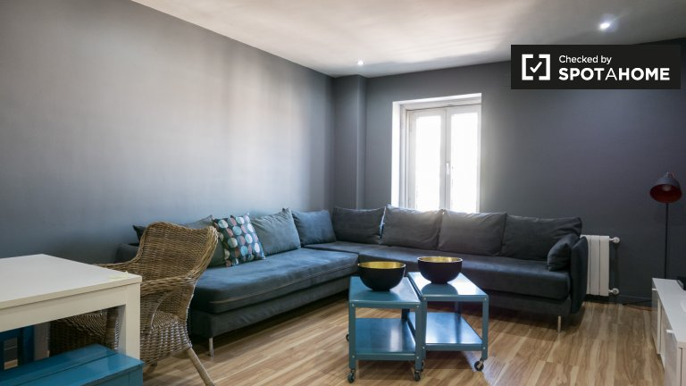 3-bedroom apartment for rent in Centro, Madrid