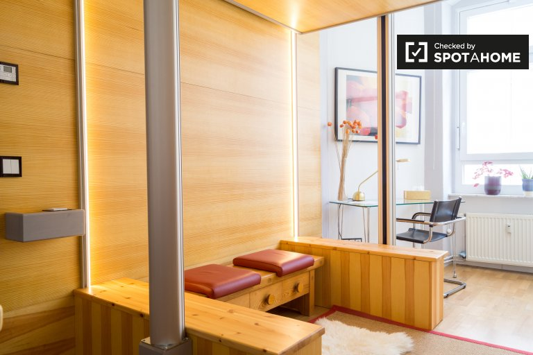 Quarto em apartamento de 2 quartos Prenzlauer Berg