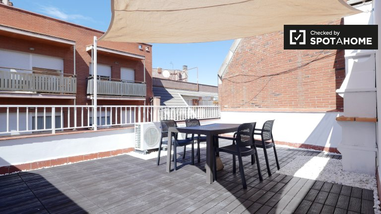 Spacious 3-bedroom house for rent in Teixonera, Barcelona