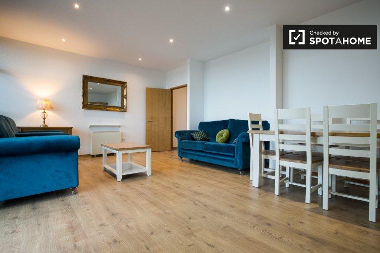 Mieszkanie z 2 sypialniami do wynajęcia w North Dock, Dublin