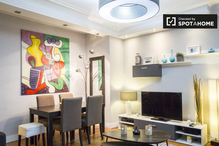 2-bedroom apartment for rent in Paris's 11th arrondissement