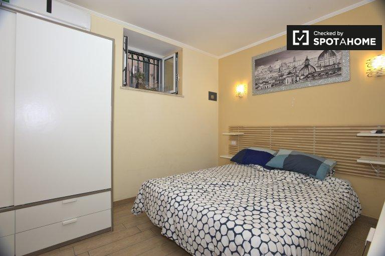 Room for rent in 2-bedroom apartment in Tor Pignattara