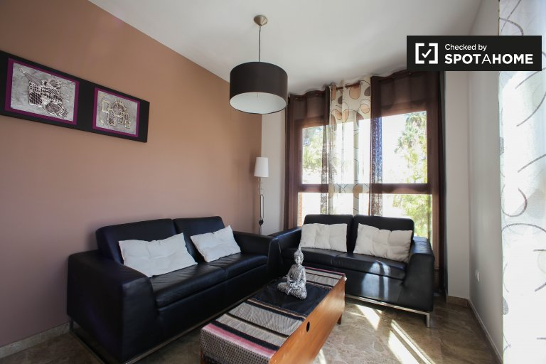 Poblats Marítims kiralık 3 yatak odalı daire, Valencia