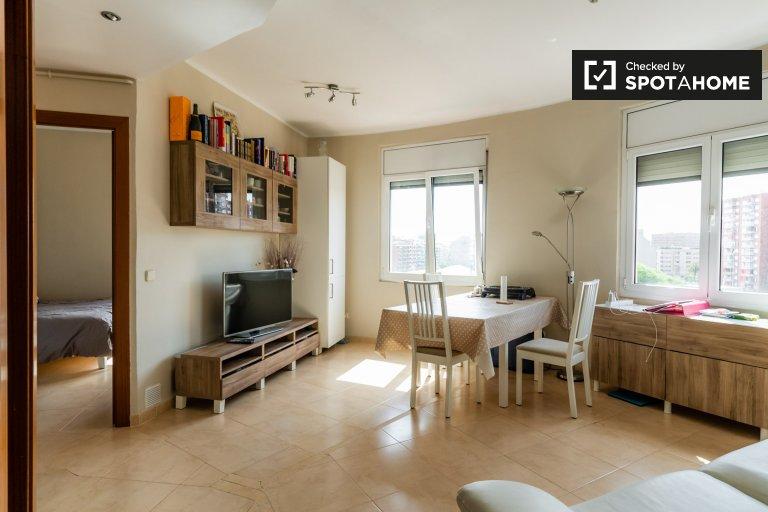 Apartamento de 2 dormitorios en alquiler en Sants, Barcelona