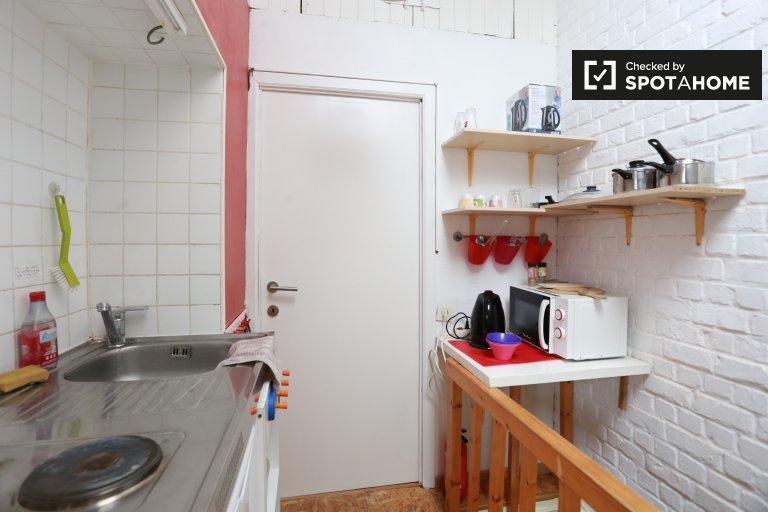 Zimmer zu vermieten, 2-Zimmer-Wohnung, Woluwe-Saint-Pierre
