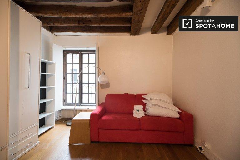 Estudio en alquiler en 6º arrondissement, París
